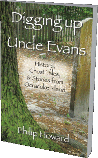 Digging up Uncle Evans